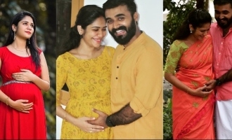 Serial actress Darshana blessed with a baby boy