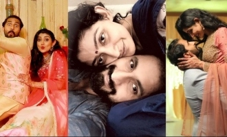 Divya Unni's lovely birthday wish for her husband!