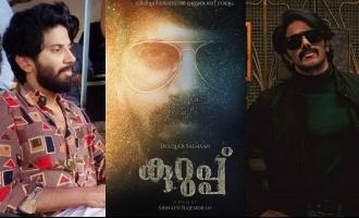 Dulquer Salmaan's 'Kurup' release date fixed