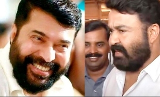 """Why should I compete with Mammootty?,"" asks Mohanlal"
