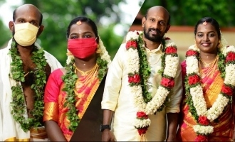 Popular actor Gokulan enters wedlock
