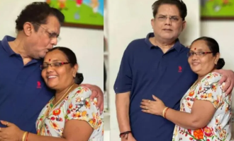 Jagathy Sreekumar's adorable pics with wife go viral