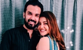 Bride-to-be Kajal Aggarwal shares first pics with fiance Gautam