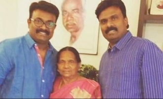 Kalabhavan Shajon's mom passes away