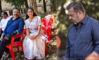 In pics: Suresh Gopi's Paappan starts rolling
