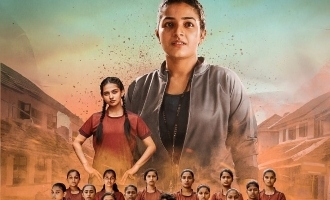 Watch: Teaser of Rajisha Vijayan's Kho-Kho