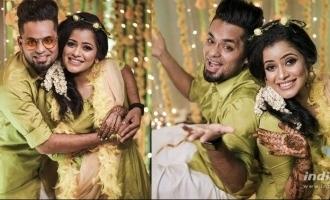 Dance reality show fame Suhaid Kukku enters wedlock