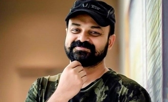 Kunchacko Boban shares an emotional post