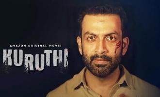 Watch: Prithviraj's 'Kuruthi' trailer is intense and gripping!