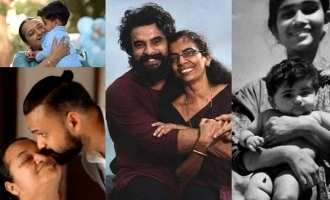 In pics: Mollywood celebrates Mother's day
