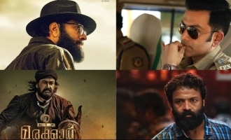 Wow! 19 Mollywood films to hit theatres by March