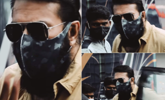 One Movie: Mammootty's stylish entry on sets go viral