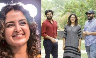 Manju Warrier joins Nivin Pauly's 'Padavettu'