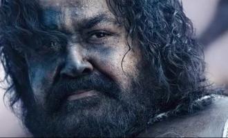 Mohanlal's 'Marakkar Arabikadalinte Simham' teaser is not to be missed!