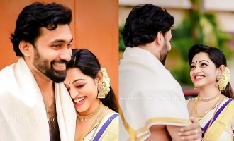 PHOTOS: Meera Anil's wedding pictures go VIRAL!