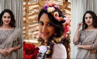 Actress Miya George gets engaged