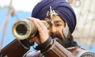 Big plans for Mohanlal's 'Marakkar: Arabikadalinte simham' release!
