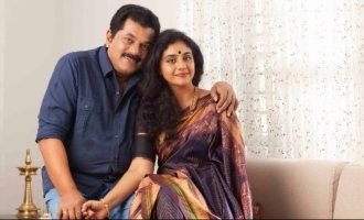 Actor Mukesh to divorce his second wife Methil Devika