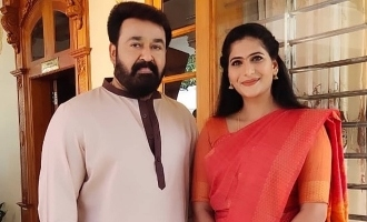Neha Saxena's heartfelt note on working with Mohanlal wins the internet