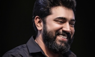 Nivin Pauly pens an emotional note!