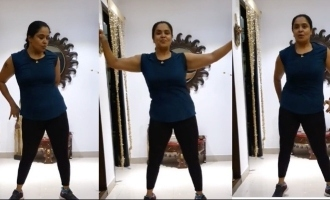 Yesteryear actress' hip shake dance video goes VIRAL!