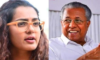 Actress Parvathy criticises Kerala CM's decision