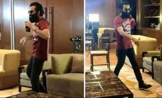 Prithviraj's striking new transformation for 'Aadujeevitham' surprises fans!