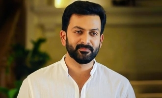 Actor Prithviraj's COVID-19 test result is out!
