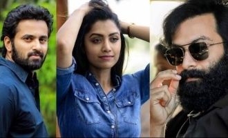 Prithviraj, Mamta Mohandas and Unni Mukundan team up for an ambitious movie