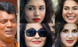 PICS: Salim Kumar transforms M-Town stars as women using FaceApp