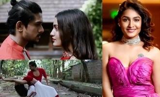 WATCH: Saniya Iyappan's romantic dance goes VIRAL!