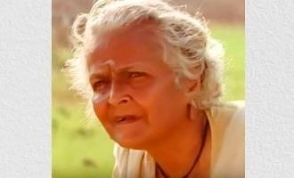 Kanmadam fame veteran actress Sarada Nair is no more!