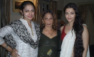 Shobana's picture with her mom and Aishwarya Rai goes VIRAL