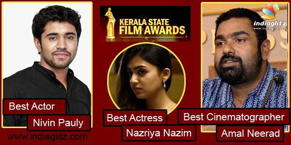 Kerala State Film Award Announced Malayalam News Indiaglitz Com