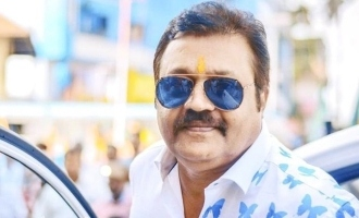 Suresh Gopi joins Instagram through a stunning picture!