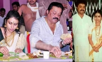 Here's how Suresh Gopi got married to Radhika
