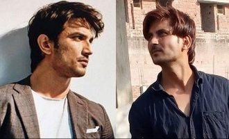 Sushant Singh Rajput's look alike is winning the internet