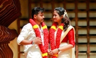 Serial actress Swathi Nithyanand enters wedlock