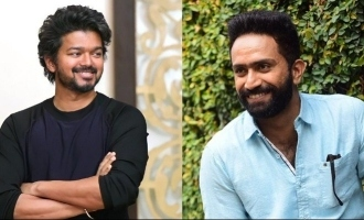 Wow! Shine Tom Chacko to share screen space with Thalapathy Vijay