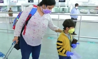 5 year old travels alone from Delhi to Bangalore to meet mom