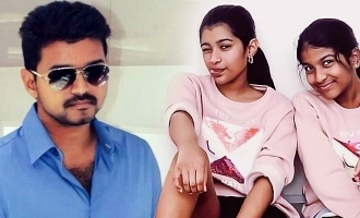 Vijay fans celebrate his daughter Divya Saasha's recent pic!