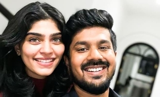 Popular VJ Arun blessed with a baby girl