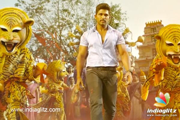 allu arjun malayalam full movie yodhavu