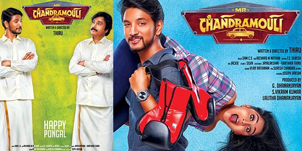 Mr Chandramouli Peview