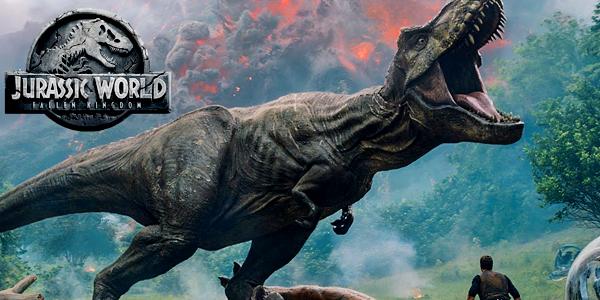 Jurassic World: Fallen Kingdom Peview