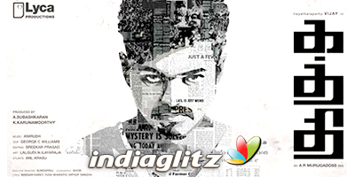 Kaththi Music Review