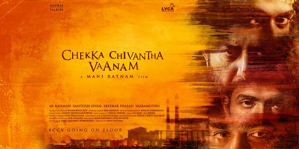 Chekka Chivantha Vaanam Peview