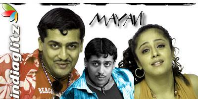 Mayavi Peview