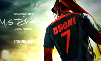MS Dhoni - The Untold Story