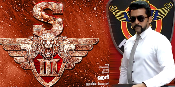 Singam 3 aka Si3 Music Review